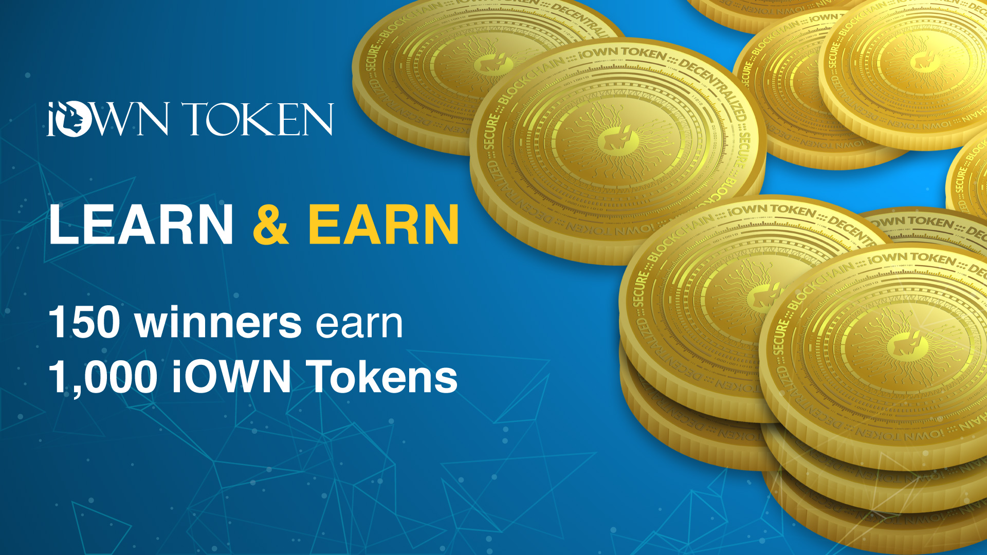iown token learn and earn