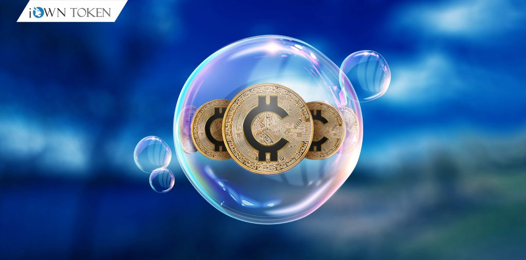 is crypto a bubble