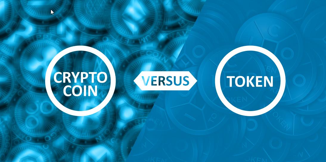 coin versus token